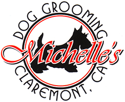 Michelle's Dog Grooming Logo